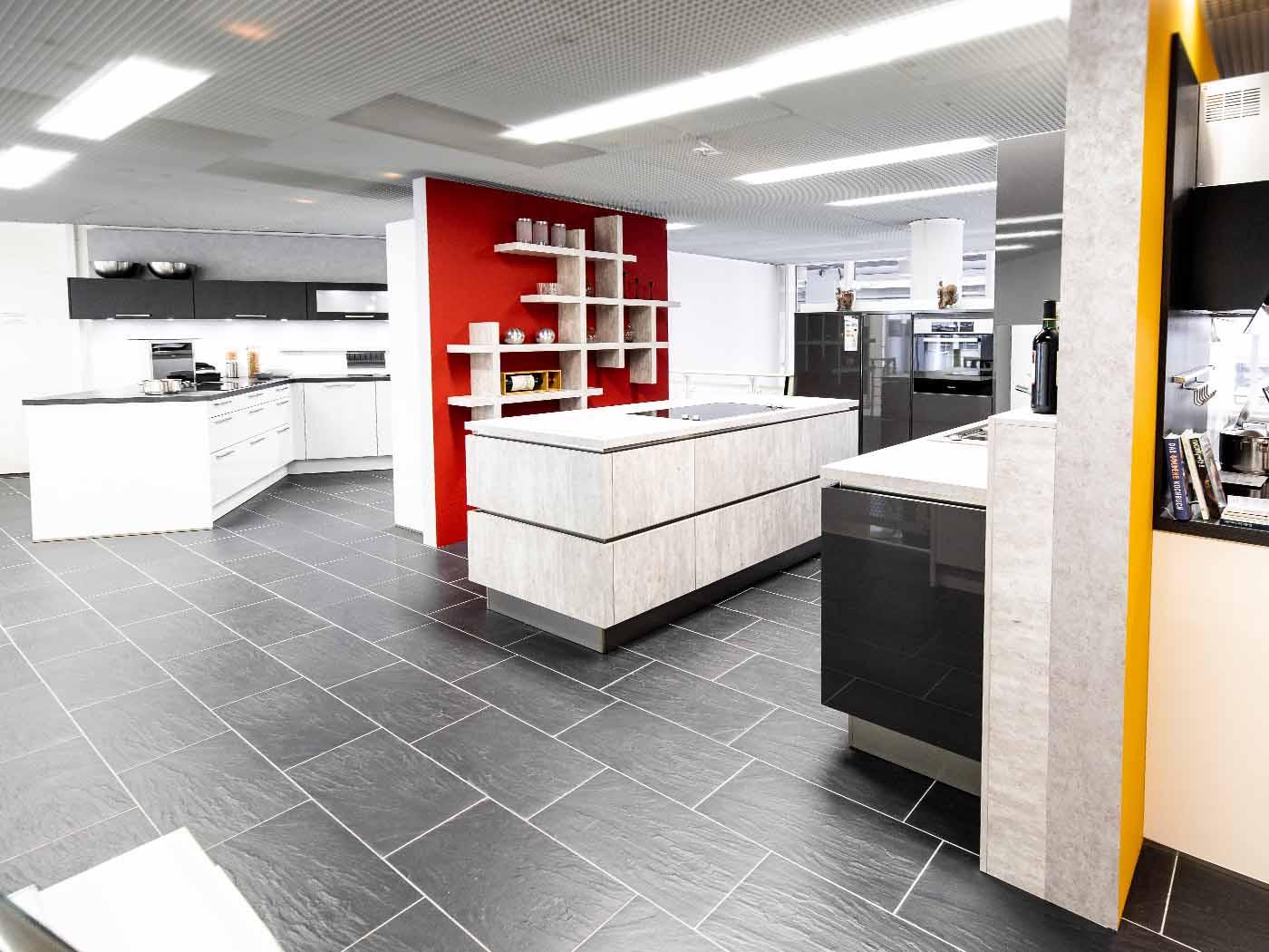 Küche im Bonner Küchenstudio